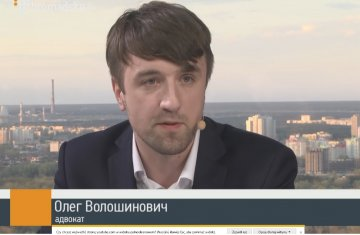 An interview with Oleg Voloshinovich by Hromadske TV