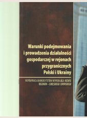 Forms of Doing Business in Ukraine (in Polish Language)