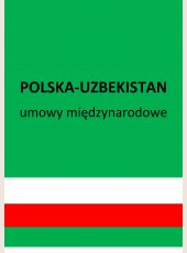 Umowa miedzy Rządem Rzeczypospolitej Polskiej a Rządem Republiki Uzbekistanu w sprawie unikania podwójnego opodatkowania