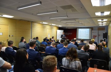 On March 12, 2019, Kosylo&Partners co-hosted a Polish-Ukrainian investments conference in Lublin, Poland.