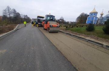 Ruszyło budownictwo dróg i przygranicznej infrastruktury w ramach Umowy między Rządem Rzeczypospolitej Polskiej a Rządem Ukrainy z dnia 9 września 2015 r.